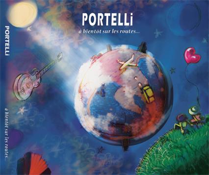 Stéphane Portelli - A bientot sur les routes